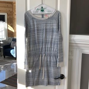 Loft Sweatshirt Dress